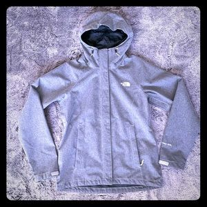 The North Face Venture Jacket Heather Grey Small